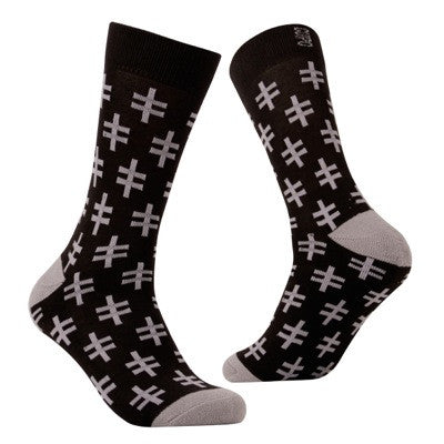 Gallows Band Socks