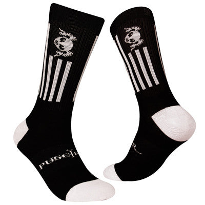 Puscifer Flag Band Socks