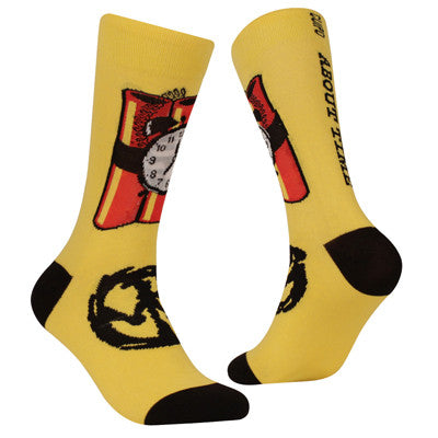 Pennywise About Time Band Socks