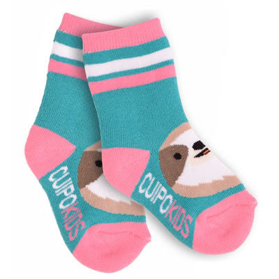 Steve The Sloth Socks