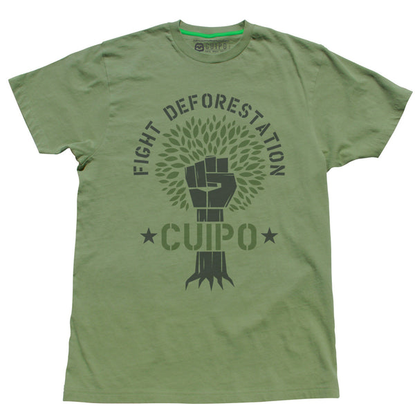 Fight Deforestation Tee