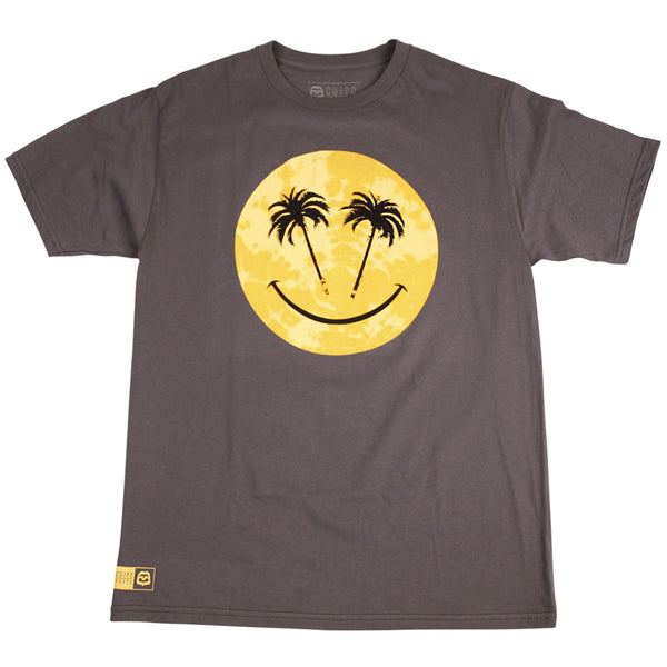 Smiley Palm Tree