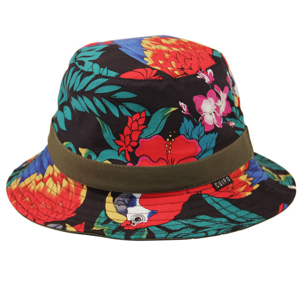 Macaw Bucket Hat