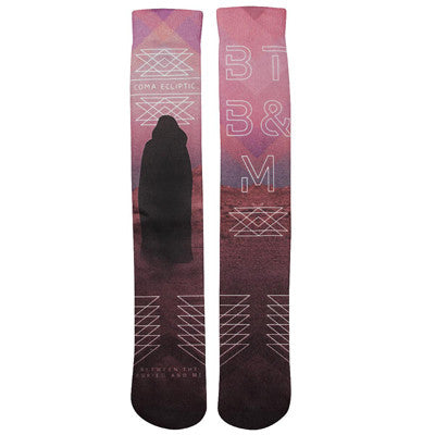 BTBAM Ecliptic Band Socks