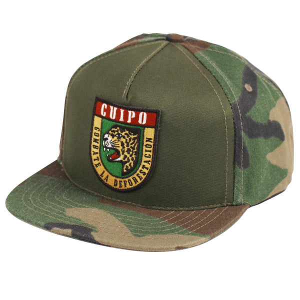 Combate Jaguar Shield Hat
