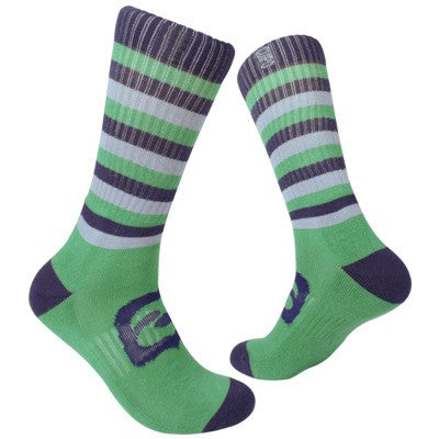 Sloth Stripe Sock