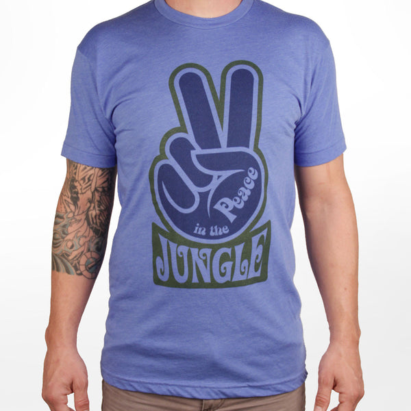 Peace In The Jungle Tee