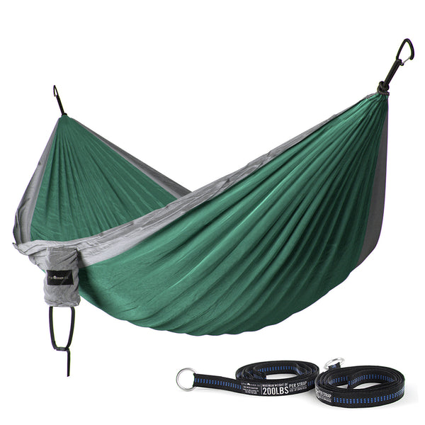 Little River Co. Double Hammock with Straps