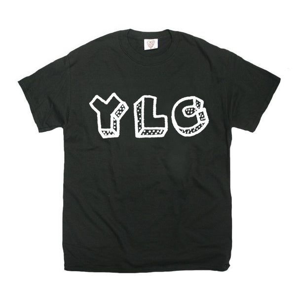 3D YLC LOGO BLACK T-SHIRT