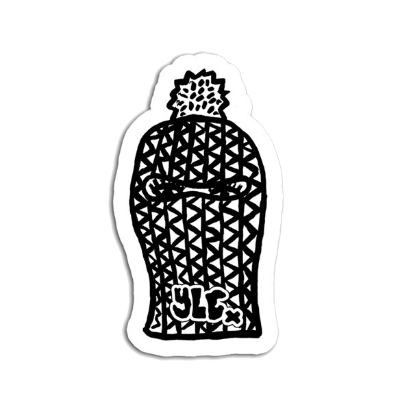 BALACLAVA STICKER