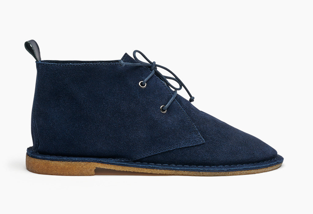 Men's Hobe Navy - 3