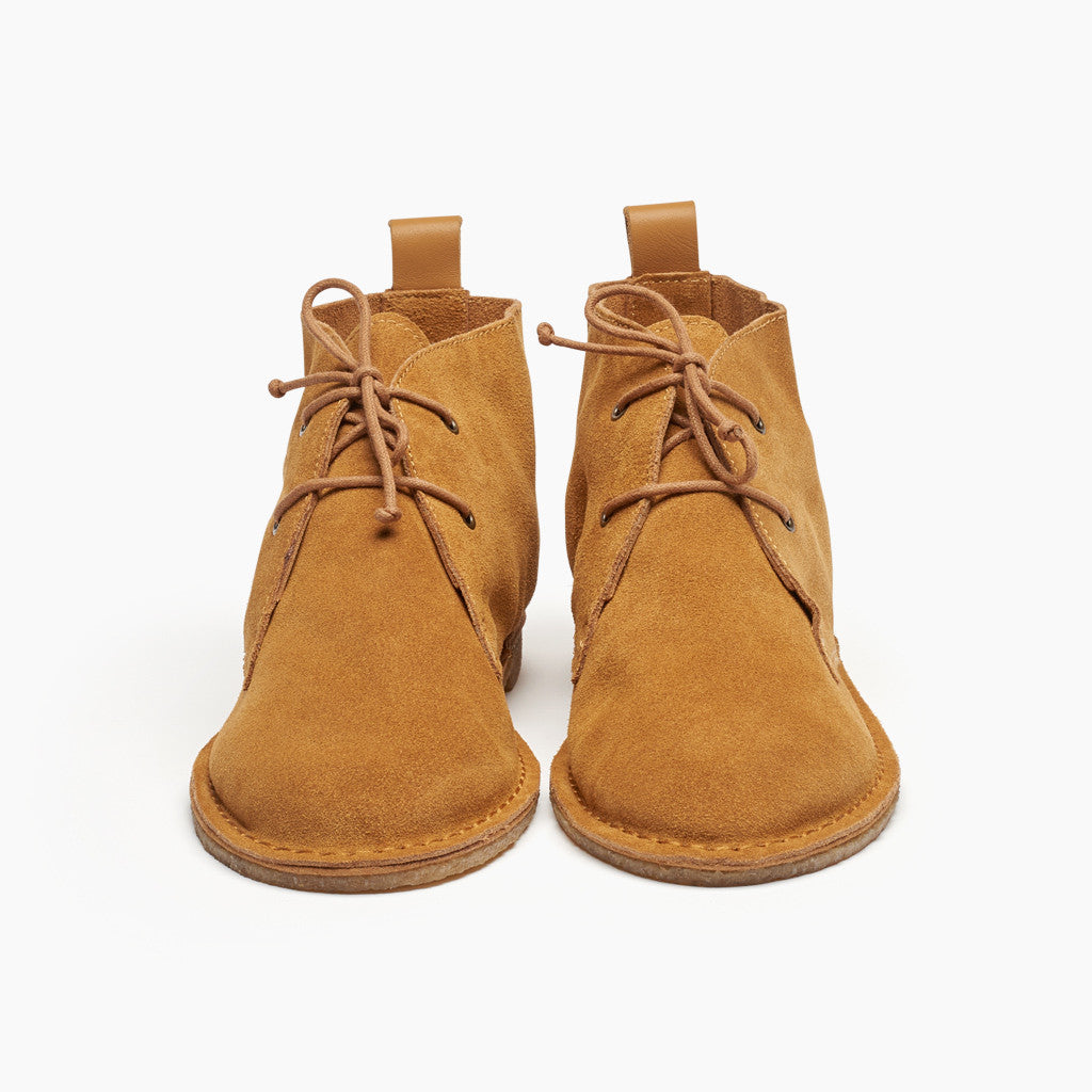 Men's Hobe Tan - 5
