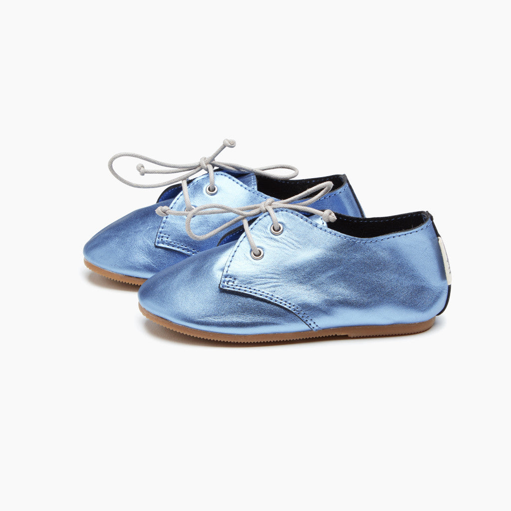 Tots Original Hobe Metallic Blue