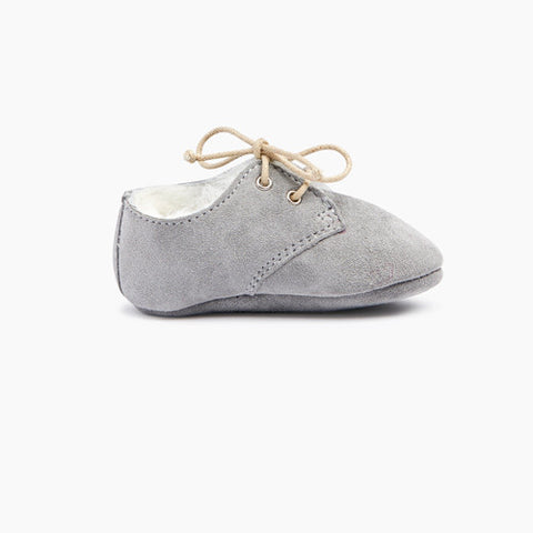 Tots Wooly Hobe Grey - 1