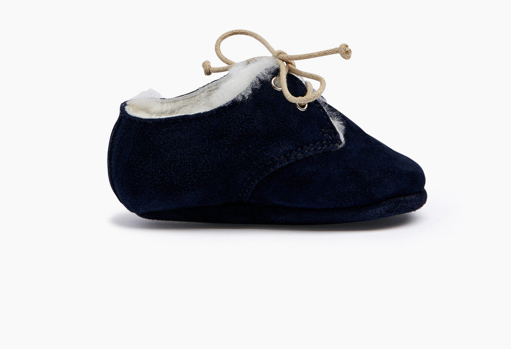 Tots Wooly Hobe Navy - 3