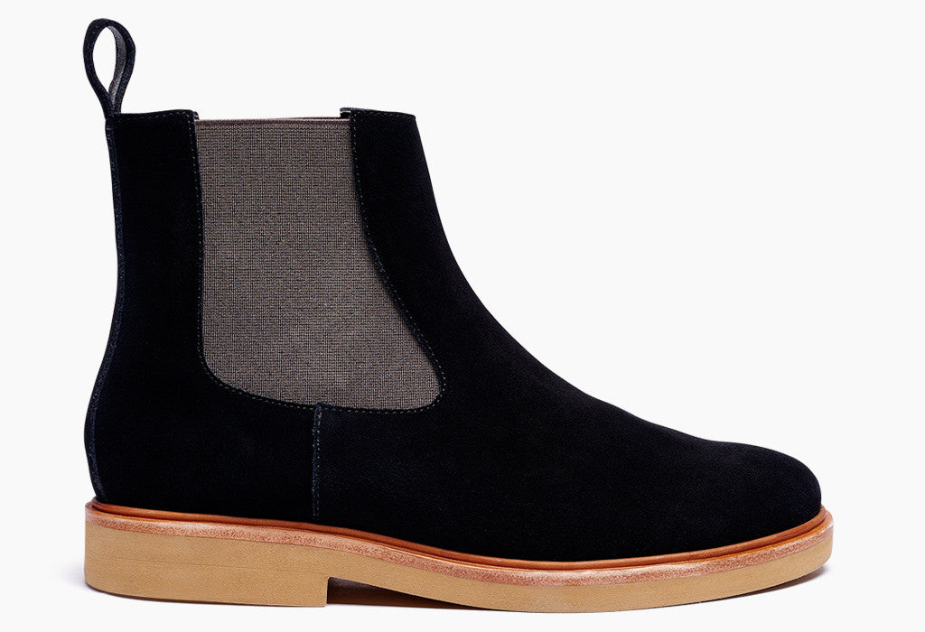 Women's Chelsea Boot Black - 3