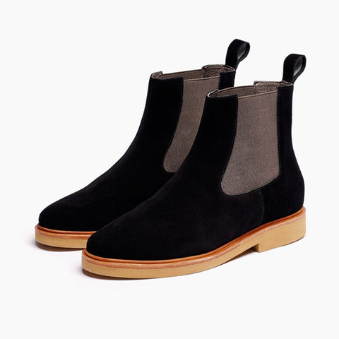 Women's Chelsea Boot Black - 1