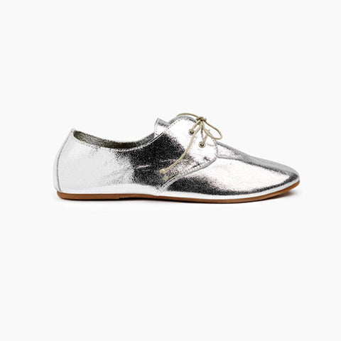 Women's Metallic Hobe Silver - 1