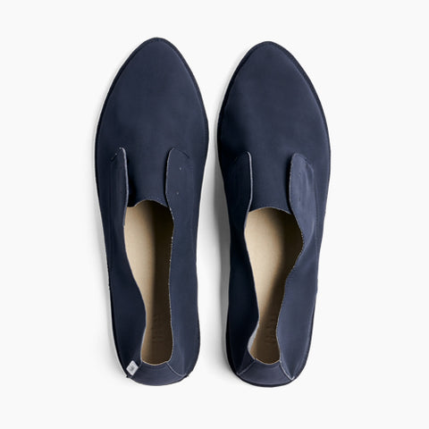 Women's Point Hobe Non Leather Navy