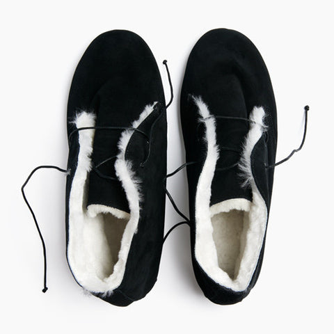 Women's Wooly Hobe Black - 1