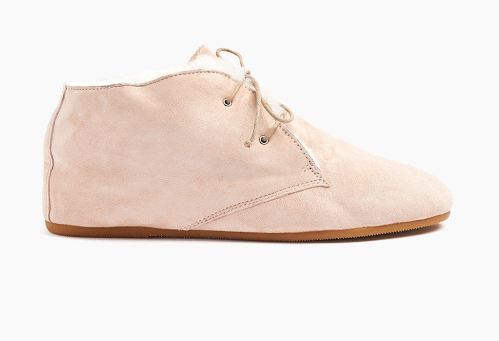 Women's Wooly Hobe Blush - 3
