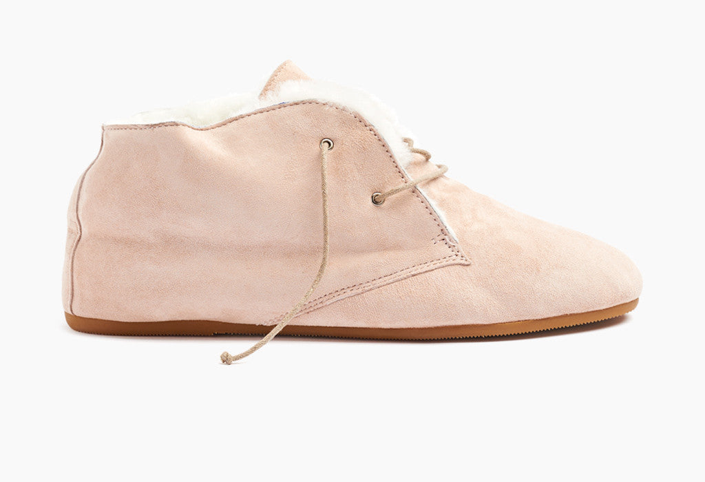 Women's Wooly Hobe Blush - 4