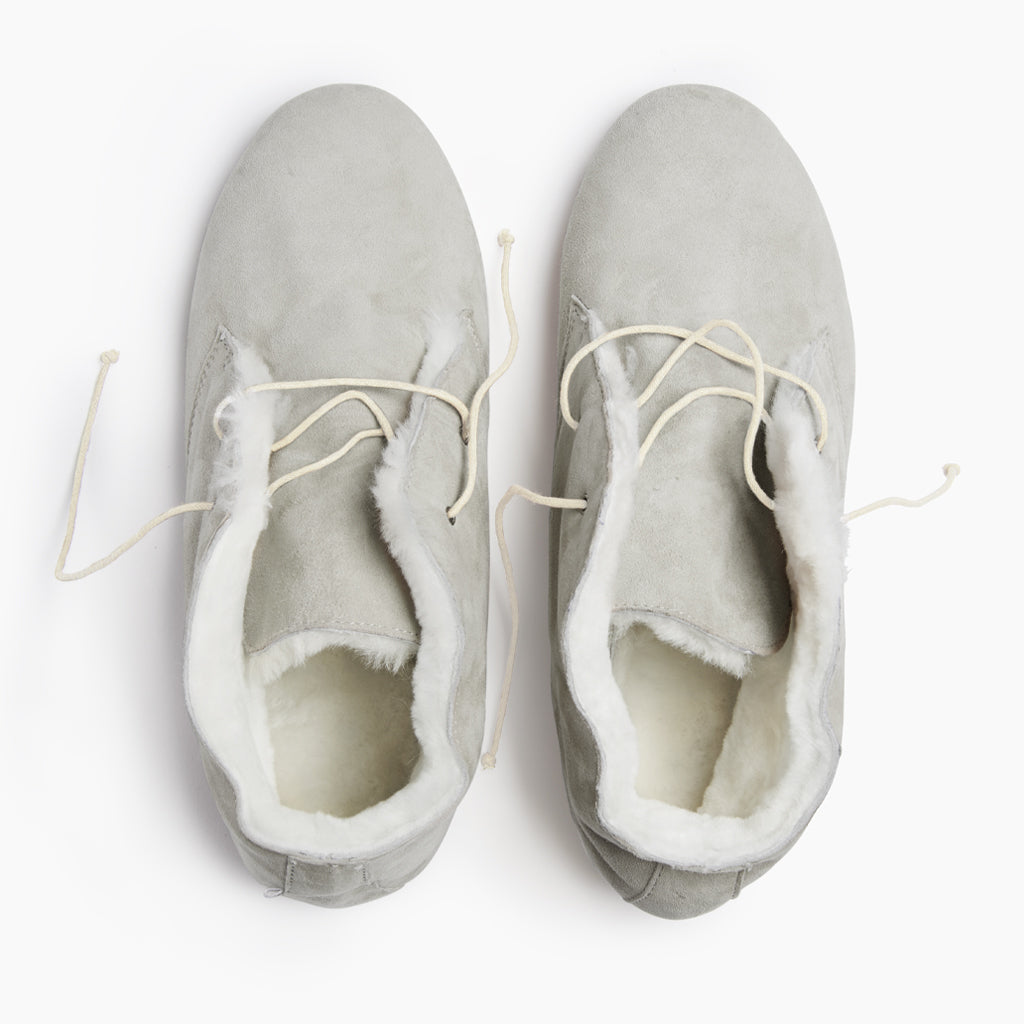 Women's Wooly Hobe Dove Grey