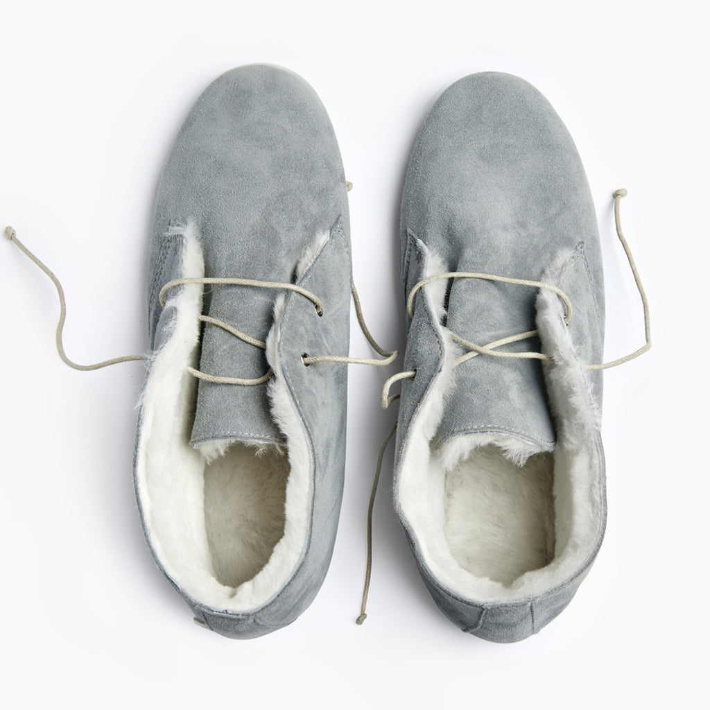 Women's Wooly Hobe Grey