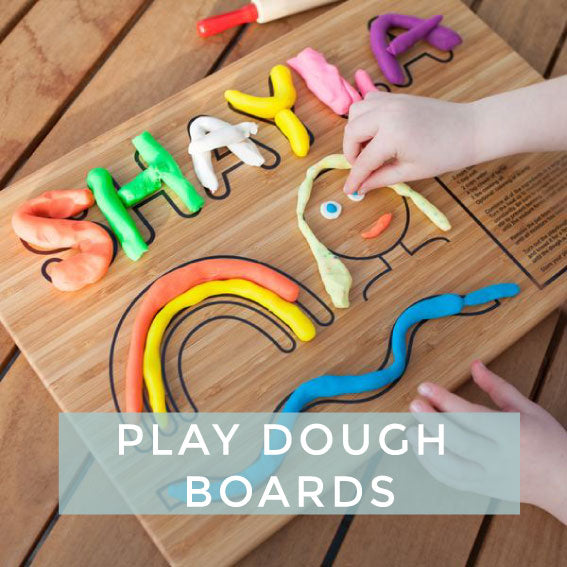 Play Dough Boards