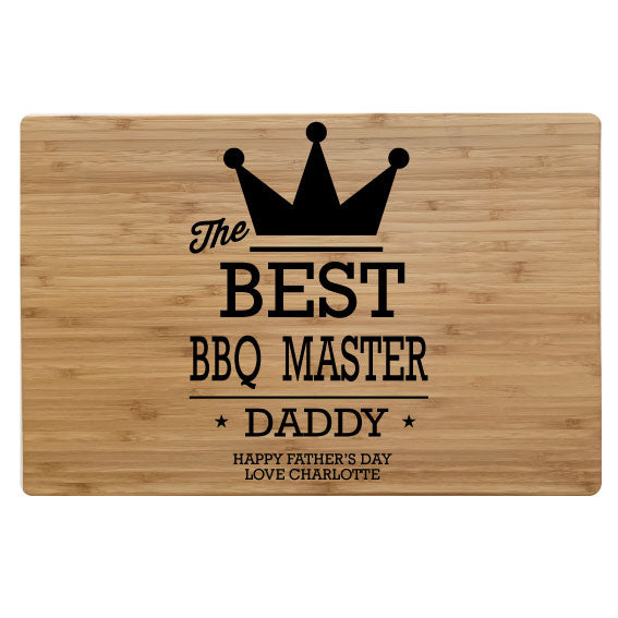 BBQ Master - Chopping Board