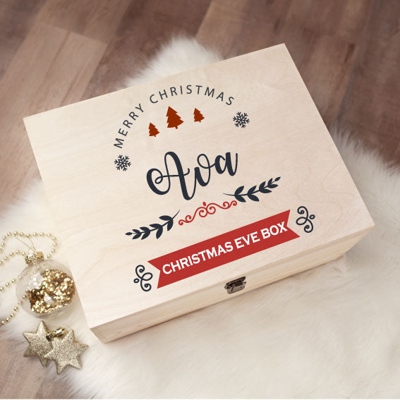Christmas Eve Box - Design 2