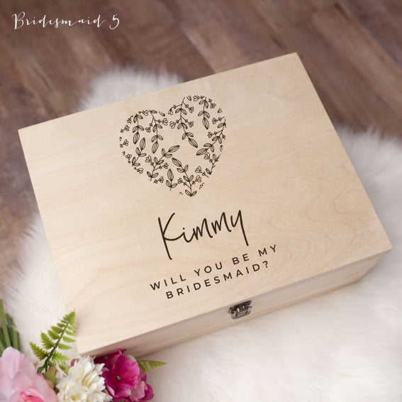 Memory Box - Bridesmaid 5