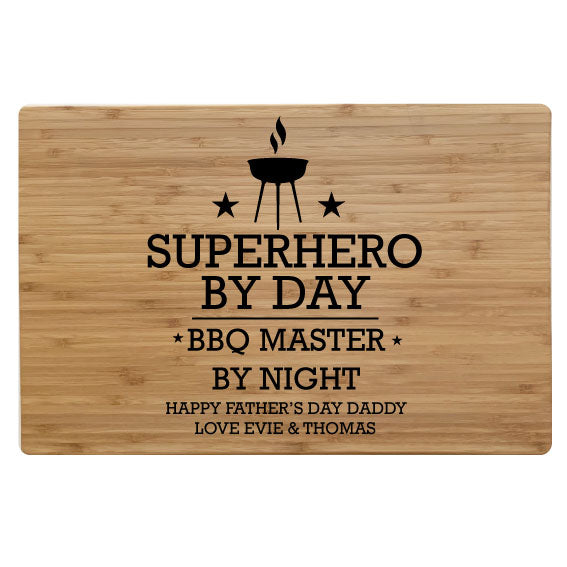 Superhero - Chopping Board