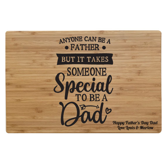 Special Dad- Chopping Board