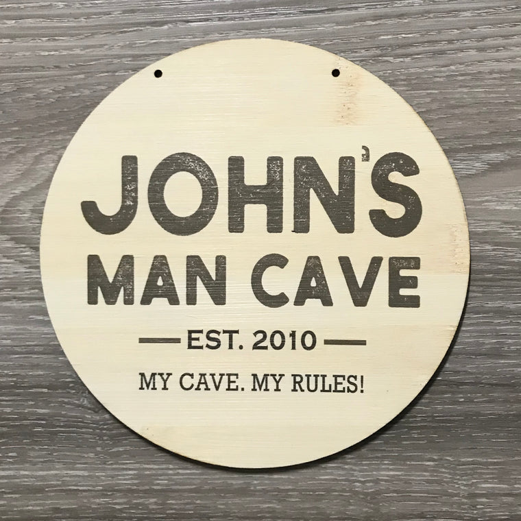 Father's Day - Printed Plaques