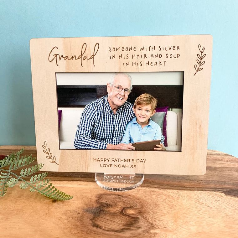 Special Verse - Father's Day Frame
