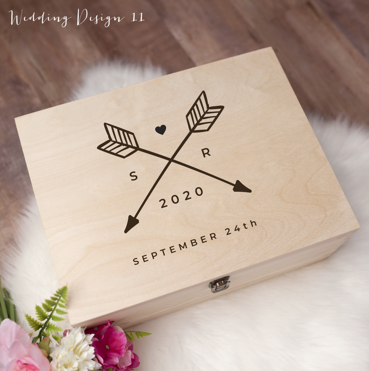 Memory Box - Wedding Design 11