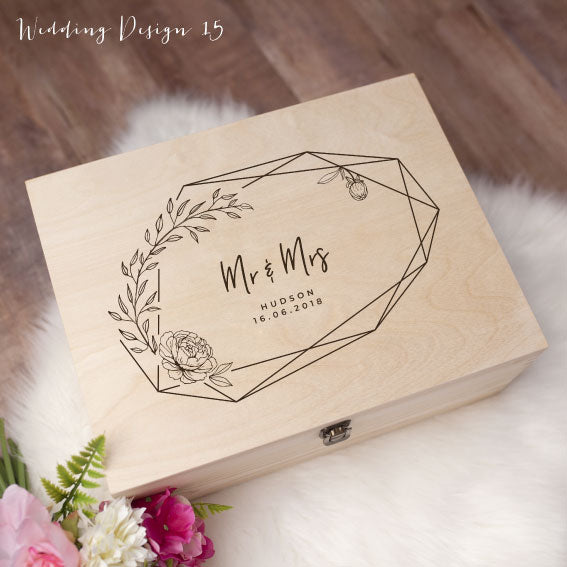 Memory Box - Wedding Design 15