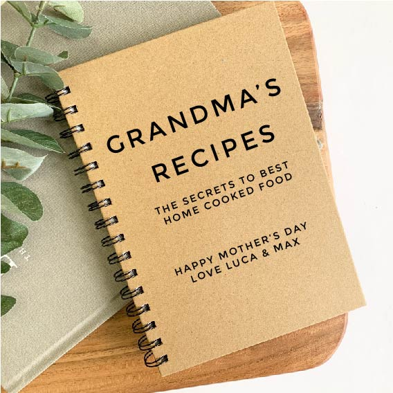 Recipes - Note Book