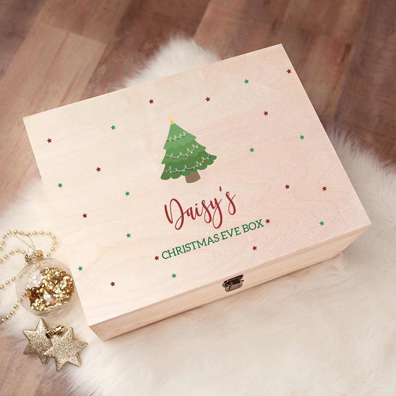 Christmas Eve Box - Design 8