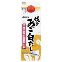 shimaya<br>yaki ago shirodashi stock<br>500ml|シマヤ<br>焼きあご白だし<br>500ml<br><br><small></small>