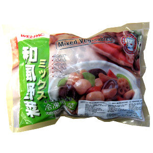 *WELPAC Mixed vegitable 454g|WELPAC<br>和風野菜ミックス 454g