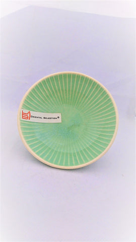 Oriental Selection Small Plate Green<br>|小皿 緑<br>