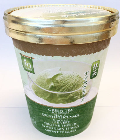 *JFC Green tea Ice Cream|JFC 抹茶 アイスクリーム<br>500g