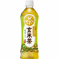 <!--006-->SUNTORY Iemon Kyoto Genmai Green tea 500ml|SUNTORY 京都福寿園<br>伊右衛門 玄米茶 500ml