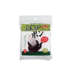 Tea Bags pack 60sheets|お茶っぱポンッ<br>60枚入り