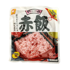 Maruchan<br>Ajino Ippin Red Rice<br>170g |マルちゃん<br>味の一品 赤飯<br>170g<br><br><small>国内産もち米100%使用。</small>