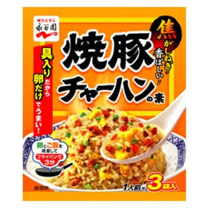 Nagatanien<br>Pork Charsiu fried rice seasoning<br>27g|永谷園<br>焼豚チャーハンの素<br>27g