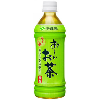 "<font color=""#FF0000"">賞味期限9月30日</font><br>伊藤園<br>おーいお茶<br>500ml"