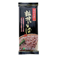 Shinsyuhoshino Shinsyushinano no Arabiki soba 220g|信州ほしの<br>信州信濃の粗挽きそば 220g